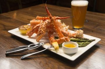 King Crab at Orso